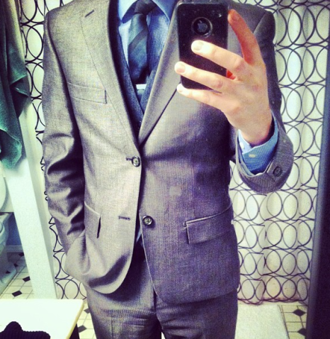 outfit of the day, menswear, suit